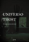 """Cubierta del libro """"Universo Thost"""""""