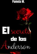 """Cubierta del libro """"El secreto de los Anderson (libro I)"""""""