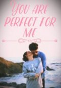 "Cubierta del libro ""you are perfect for me"""