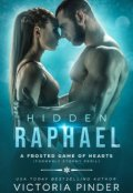"Book cover ""Hidden Raphael"""