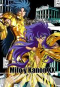 """Cubierta del libro """"Milo y Kanon Xx"""""""