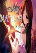 "Book cover ""My Nation"""