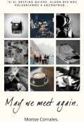 "Cubierta del libro ""May we meet again"""