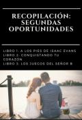 """Cubierta del libro """"Recopilación: Segundas oportunidades"""""""