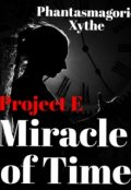 "Book cover ""Project E: Miracle of Time"""