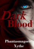 "Book cover ""Dark Blood"""