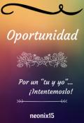 """Cubierta del libro """"Oportunidad"""""""