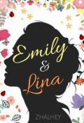 """Cubierta del libro """"Emily & Lina"""""""