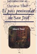 """Cubierta del libro """"El país peninsular de San José"""""""