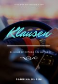 """Cubierta del libro """"Klausen (#2)"""""""