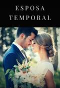 """Cubierta del libro """"Esposa Temporal"""""""