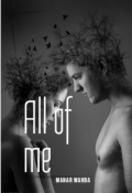 "Book cover ""All of me """