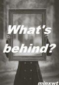 "Book cover ""what's behind?"""