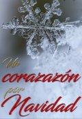 """Cubierta del libro """"Un corazón por Navidad"""""""