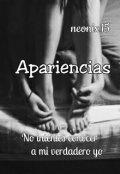 """Cubierta del libro """"Apariencias"""""""