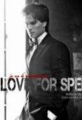 "Обложка книги ""Love for speed. Начало Конца. Part 3"""