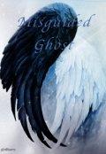 "Cubierta del libro ""Misguided Ghost"""