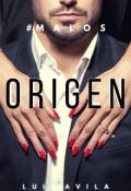 """Cubierta del libro """"Origen"""""""