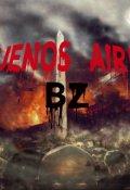 """Cubierta del libro """"Buenos Aires Bz"""""""