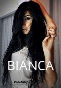 """Cubierta del libro """"Bianca """""""
