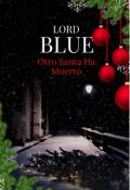 """Cubierta del libro """"Otro Santa Ha Muerto"""""""