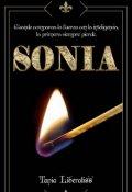"""Cubierta del libro """"Sonia"""""""