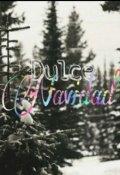 """Cubierta del libro """"Dulce Navidad """""""