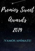 """Cubierta del libro """"Premios Sweet Awards 2019"""""""