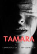 """Cubierta del libro """"Tamara"""""""