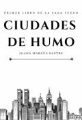 """Cubierta del libro """"Ciudades de Humo #1"""""""