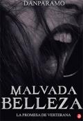 """Cubierta del libro """"Malvada Belleza© """""""