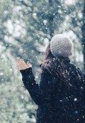 "Обложка книги ""Чудо или я люблю снег"""