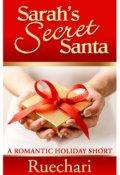 "Book cover ""Sarah's Secret Santa"""