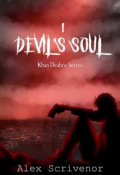 "Book cover ""Devil's Soul"""