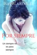 """Cubierta del libro """"Por siempre"""""""