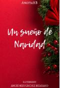 """Cubierta del libro """"Un sueño de Navidad."""""""