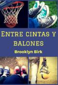 """Cubierta del libro """" Entre cintas y balones."""""""
