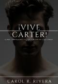 "Cubierta del libro ""Vive Carter"""