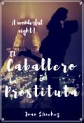 """Cubierta del libro """"El Caballero & la Prostituta"""""""