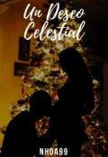 """Cubierta del libro """"Un Deseo Celestial"""""""