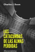 """Cubierta del libro """"Las catacumbas de las almas perdidas """""""