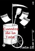 """Cubierta del libro """"Cuentos de La Tata"""""""