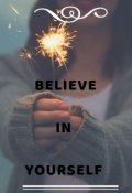 "Cubierta del libro ""Believe In Yourself"""
