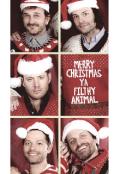 """Cubierta del libro """"Navidad con los Winchester"""""""