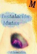 """Cubierta del libro """"Instalación Mutan"""""""