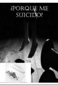 """Cubierta del libro """"¿porque me suicido? """""""