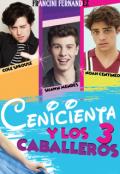 """Cubierta del libro """"Cenicienta y los 3 Caballeros"""""""