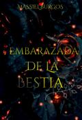 """Cubierta del libro """"Embarazada de la Bestia """""""