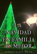 """Cubierta del libro """"La navidad en familia es mejor"""""""