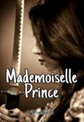 """Book cover """"Mademoiselle Prince"""""""